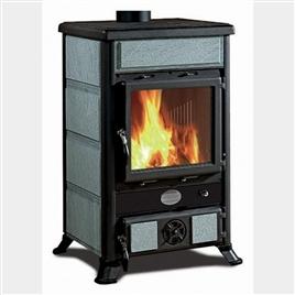 kaminofen la nordica rosella r1 speckstein mitzner energie. Black Bedroom Furniture Sets. Home Design Ideas