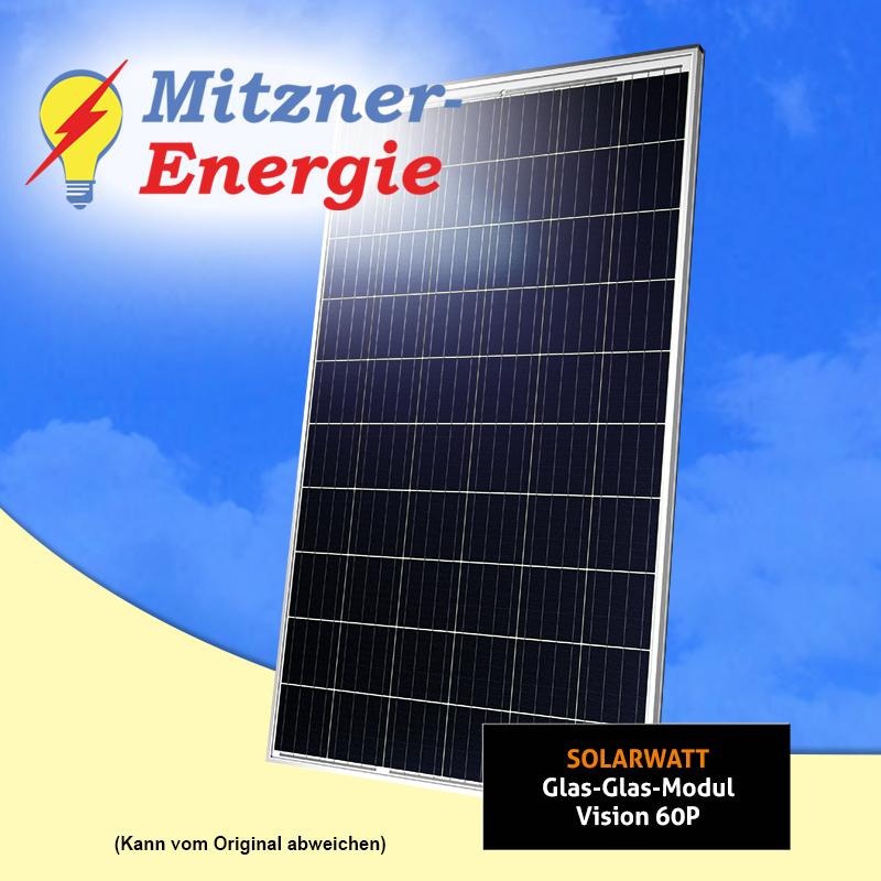 solarwatt vision 60p glas glas 280wp mitzner energie. Black Bedroom Furniture Sets. Home Design Ideas