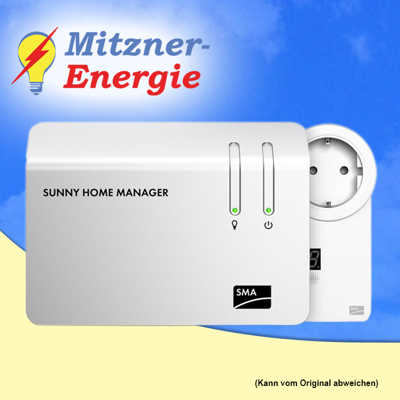 sma sunny home manager 2 0 ethernet mitzner energie. Black Bedroom Furniture Sets. Home Design Ideas
