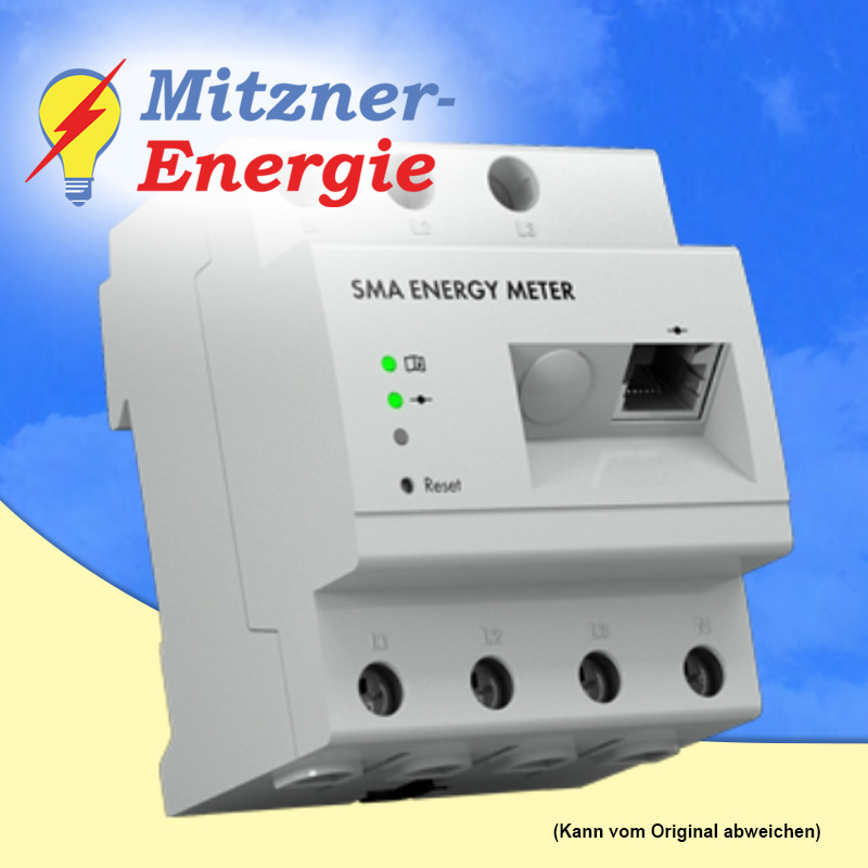 sma energy meter stromsensor mitzner energie. Black Bedroom Furniture Sets. Home Design Ideas